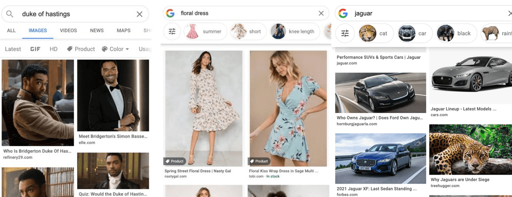 Google画像検索で重複画像を減らす改善を行ったことを発表
