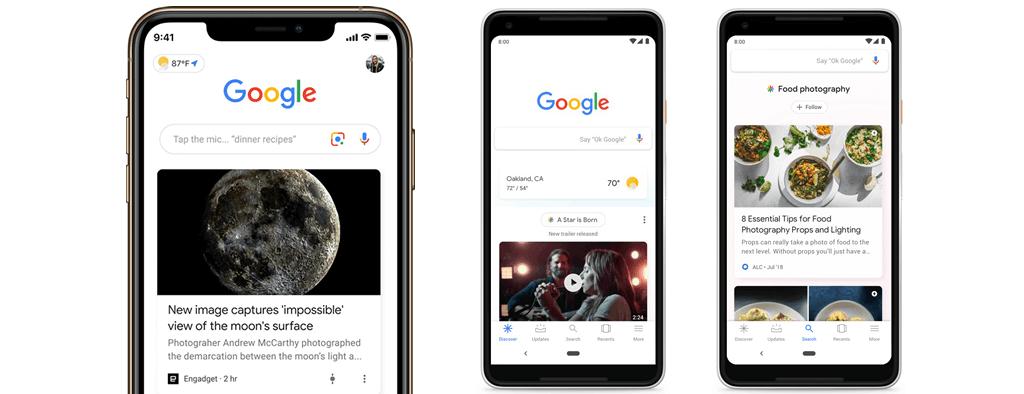 Google Discover(グーグルディスカバー)