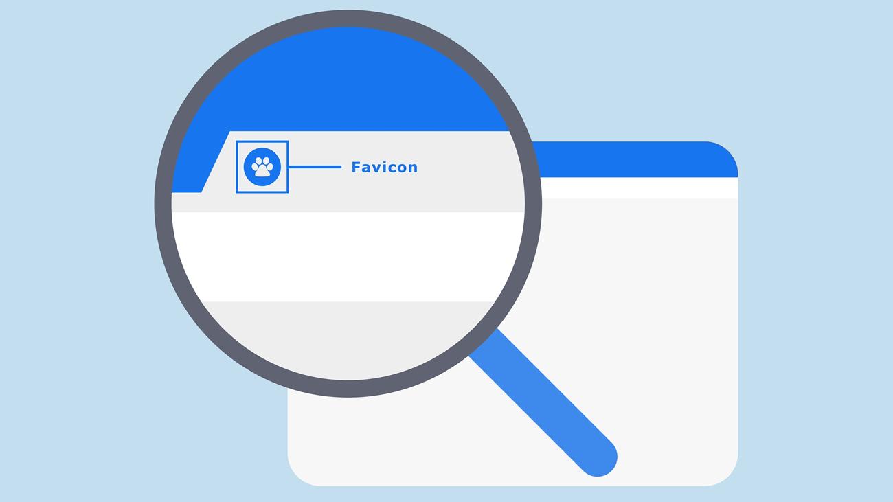 ファビコン(favicon)
